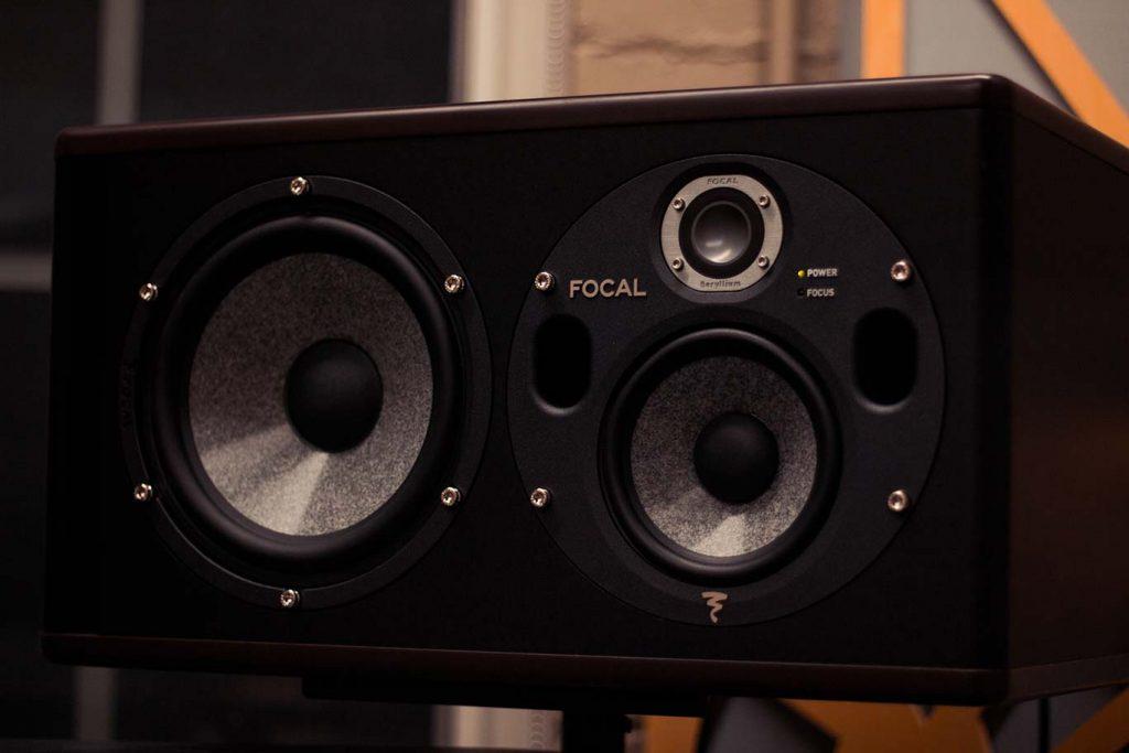 focal studio monitors